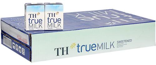 TH True Milk - Thương Hiệu của sự kiêu hãnh và hạnh phúc.