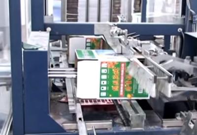 Đóng gói niêm phòng thùng giấy carton là một trong những ngành sử dụng keo hotmelt nhiều nhất.
