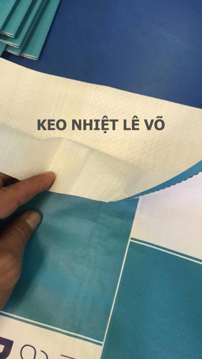 Keo hotmelt dán mép túi OPP