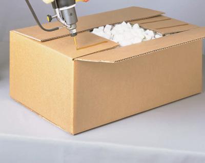 Dùng keo nhiệt dán thùng carton sẽ mang đến cho bạn nhiều lợi ích
